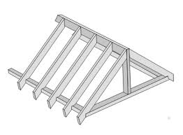 a frame roof how to build a shed roof shedbuilder info
