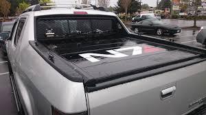 Dodge Dakota Truck Bed Cover - peragon retractable truck bed covers for honda ridgeline pickup