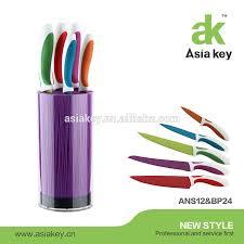 Colorful Kitchen Knives Non Stick Kitchen Knife Set Non Stick Kitchen Knife Set Suppliers