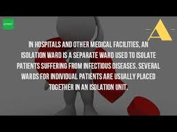 antonyms for isolation what is an isolation ward in a hospital