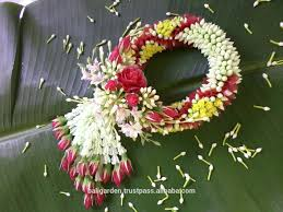 indian wedding flower garlands indian flower garland style fres cut flowers orchid garland buy