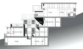 steep slope house plans slope home design house design for steep slopes steep slope