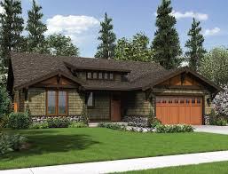 rustic craftsman home plan 69521am architectural designs