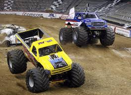 monster truck show hamilton bigfoot roars into trenton area for 2 monster truck shows nj com