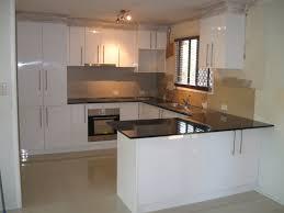 modern kitchen u shape design sydney amys office