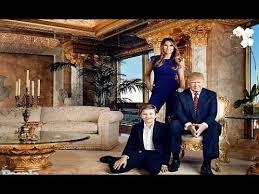 donald trump house inside donald trump house tour 2017 youtube