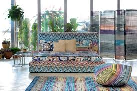 Discover Missoni Home Italian Home Accessories LuxDecocom - Missoni home decor