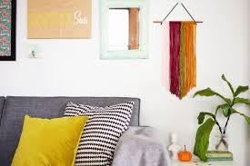 DIY String Wall Art