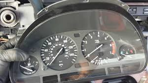 2016 bmw dashboard bmw e39 540i 530i 528i 525i dash cluster speedometer removal