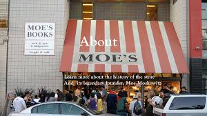 s store welcome to moe s books berkeley used new and books