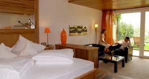 chambre hotel derniere minute erika vacances relaxation spa hôtel tyrol du sud