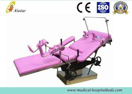 massage table with stirrups multi function manual hydraulic table electric operating room