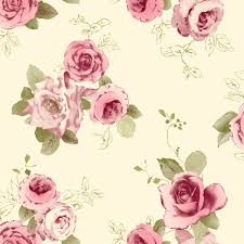Pink Roses Wallpaper by Arthouse Vintage Nicky Cream Green U0026 Rose Floral Wallpaper Rose