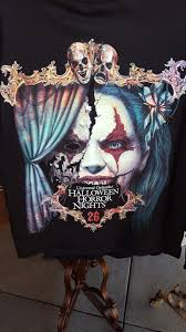 halloween horror nights 26 merchandise halloween horror nights 2016