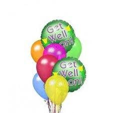 balloon delivery nashville tn get well green plant with balloon help them get on their
