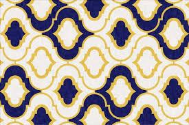 Kush Rugs Royal Blue Cheese Rug By Kush Handmade Rugs Luxe Interiors Design