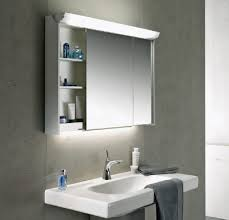 sliding mirror cabinet bathroom mirrors amp mirror cabinets baths