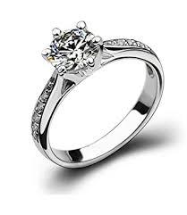 verlobungsring f r sie versprechen verlobungshochzeits ring sterlingsilber ring cz