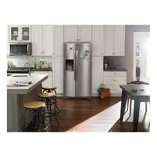 Whirlpool Inch French Door Refrigerator - wrs973cidm whirlpool 36