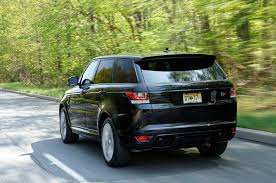 range rover rear 2015 land rover range rover sport reviews and rating motor trend