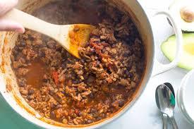 mccormick turkey recipes thanksgiving easy healthy turkey chili recipe