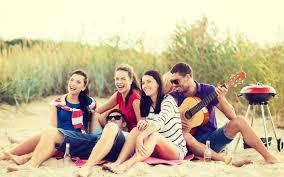 happy friends instamoz photo