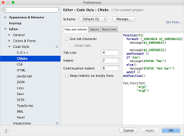 quick start guide help clion