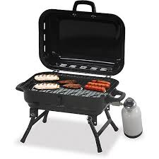Backyard Grills Walmart - uniflame deluxe portable gas grill walmart com