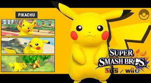 super smash bros wii u wallpapers super smash bros 3ds wii u pikachu wallpaper by dakidgaming on