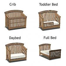 convertible crib toddler bed daybed full size bed