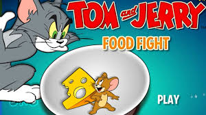 cartoon film video free download tom and jerry cartoon game hd food fight gameplay movie playing