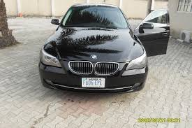 2008 bmw 523i neatly used 2008 bmw 523i autos nigeria