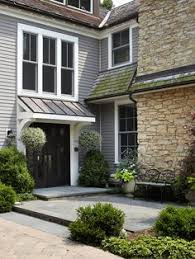 Building An Awning Over A Door Project Curb Appeal Porticos U0026 Paint Front Doors Doors And