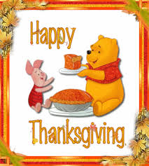 pooh thanksgiving picture 102673229 blingee