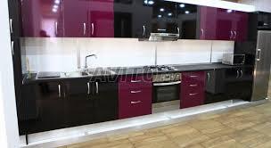 promo cuisine cuisine mdf bois moderne promo 2018 sabar deco à vendre à dans