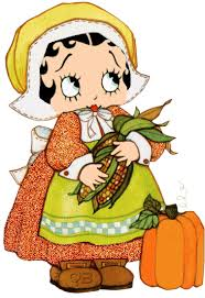 betty boop pictures archive betty boop thanksgiving animated gifs
