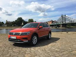 volkswagen touareg 2017 volkswagen tiguan 2017 review uae yallamotor