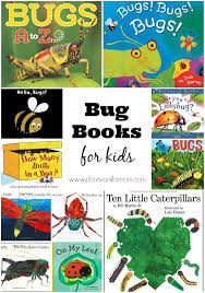 17 books about bugs your kids need on their bookshelves free