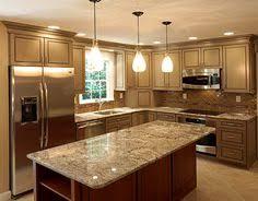 kitchens17l maple kitchen cabinets with burnt sugar glaze jpg