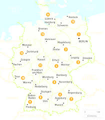 Dortmund Germany Map by List Of Postal Codes In Germany Prepossessing Areas Germany Map