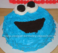 88troolikiol cookie monster cake