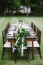 fruitwood chiavari farm tables and fruitwood chiavari chairs rentals from essential