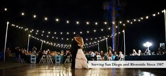 wedding rentals san diego s party rental equipment tents tables chairs more