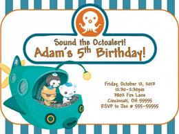 octonauts birthday invitations octonauts birthday invitations in