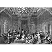 Ottoman Baths History Of The Turkish Bathhouses The Hamam