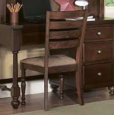 Kids Computer Desk And Chair Set by Homelegance Aris 3 Piece Desk Kids U0027 Bedroom Set In Brown Cherry