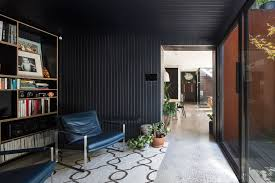 leaf house by damian roger architecture williamstown vic australia