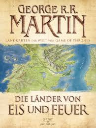 Game Of Thrones Google Map Alle Bücher George R R Martin Das Lied Von Eis Und Feuer