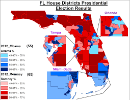 Miami Orlando Map by Florida Judge Orders New Congressional Map Capitol Hill Blue