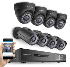 security camera systems for home and business from amcrest